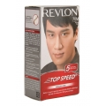 Revlon Top Speed Hair Color 70M Natural Black Ammonia Free